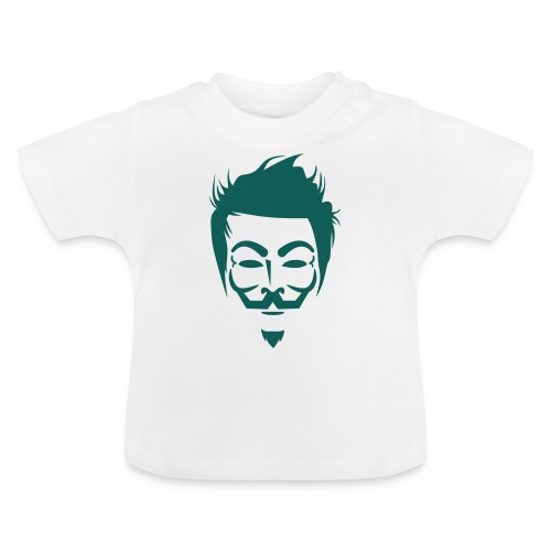 Anonymous Hipster - T-shirt Bébé