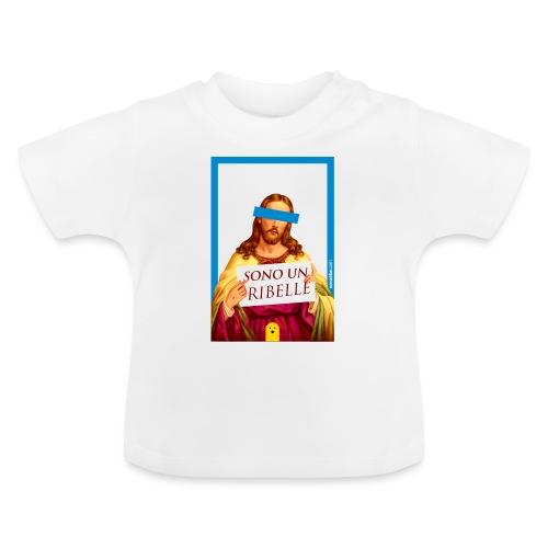 Sono un Ribelle - Maglietta per neonato