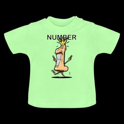 Number One! - Baby T-Shirt