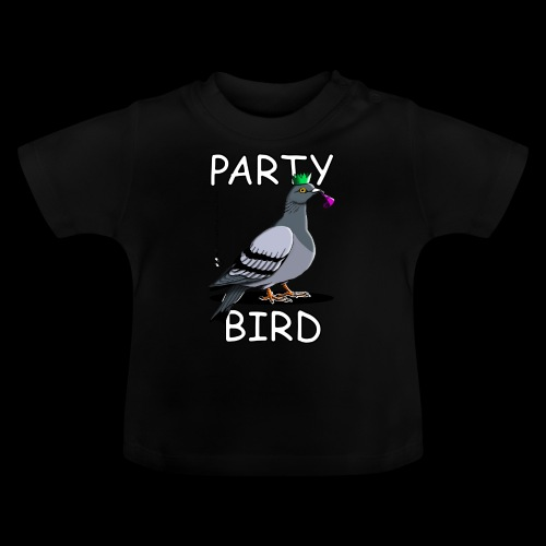 Party Bird - Baby T-Shirt