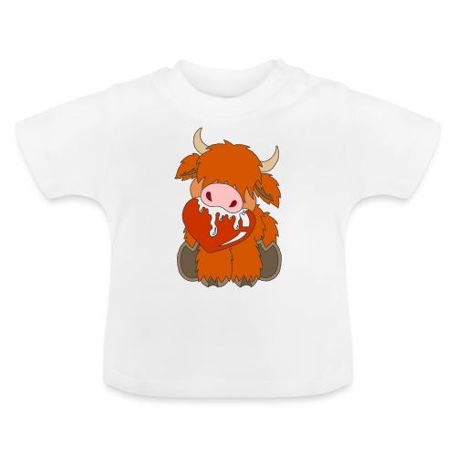 Shortcake - Von Herzen - Baby T-Shirt
