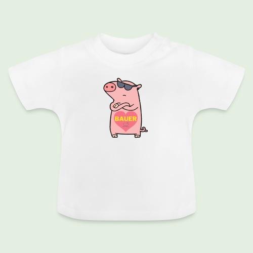 Ich liebe Bauer - Baby T-Shirt