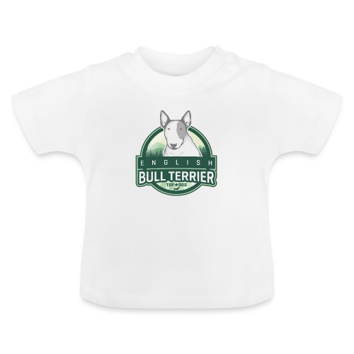 English Bull Terrier FOREST - Baby T-Shirt