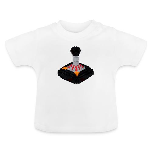 8 piece trip Tac 2 Joystick - Baby T-Shirt