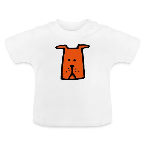 süßer Hund - Design - Geschenk für Kinder - Comic - Baby T-Shirt