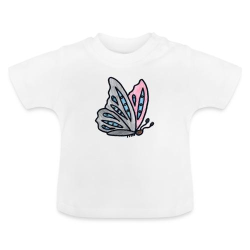 Fjäril - Baby-T-shirt
