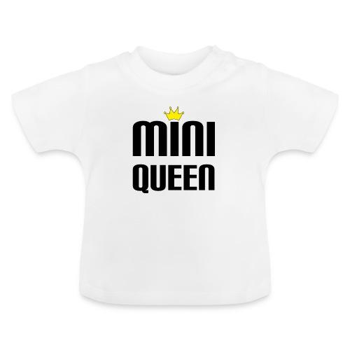Queen Baby Geschenk - Baby T-Shirt