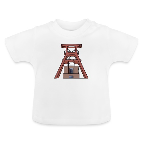 Zeche Zollverein Essen c - Baby T-Shirt
