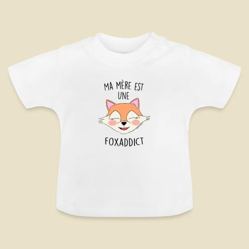 FoxAddict - T-shirt Bébé