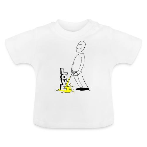 tissekopp original - Baby-T-skjorte