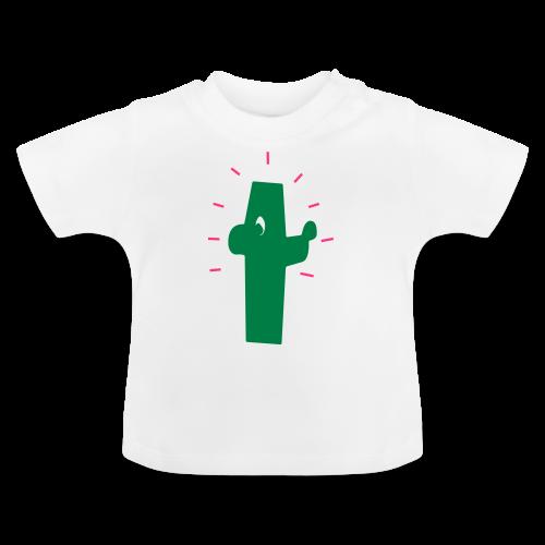 Lysande Hunden - Baby-T-shirt
