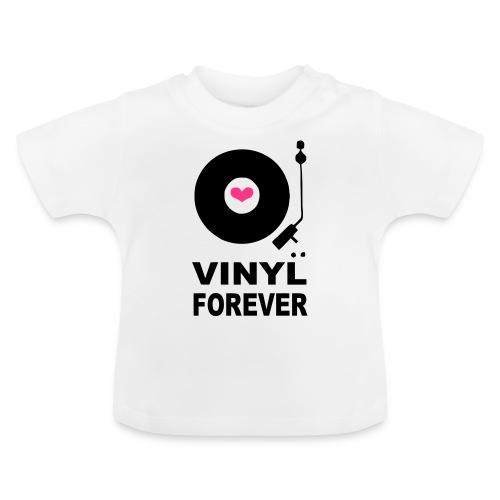 Vinyl Forever T-shirt - Baby T-Shirt