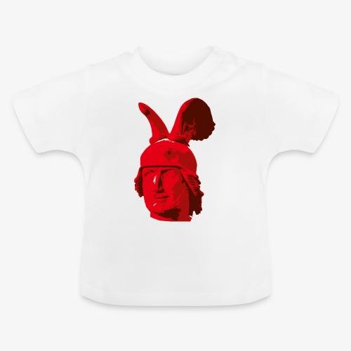 Kopf des Hermannsdenkmals - Baby T-Shirt