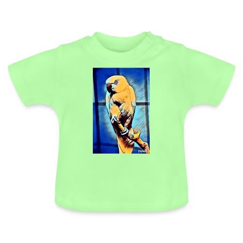 Bird in color - Vauvan t-paita