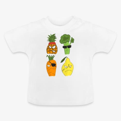 Gangsta Vegetables - Public Enemies? - T-shirt Bébé