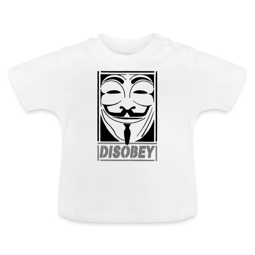 disobey - Baby T-shirt