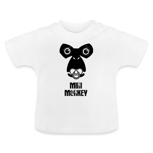 Monkey Fly - Monkey - Baby - Baby T-Shirt