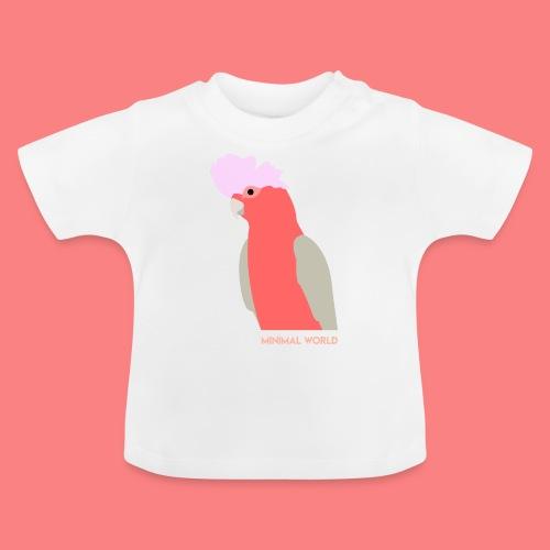 PINK CACATUA - Maglietta per neonato