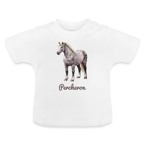 Percheron - Baby T-Shirt