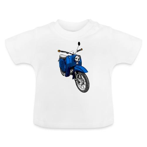 schwalbe blau - Baby T-Shirt