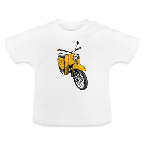 schwalbe gelb - Baby T-Shirt