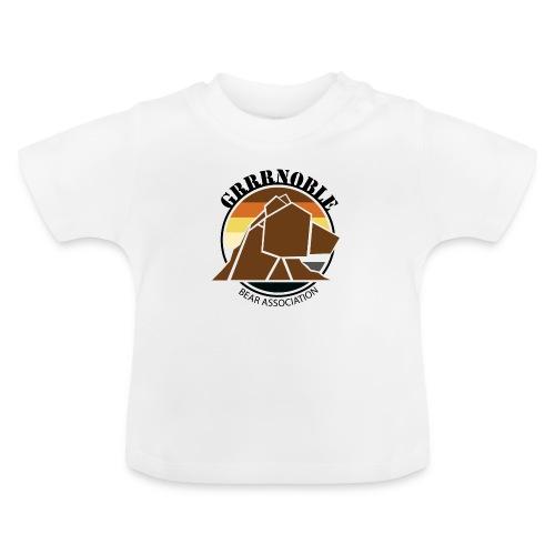 Logo 1 GRRRNOBLE BEAR ASSOCIATION - T-shirt Bébé