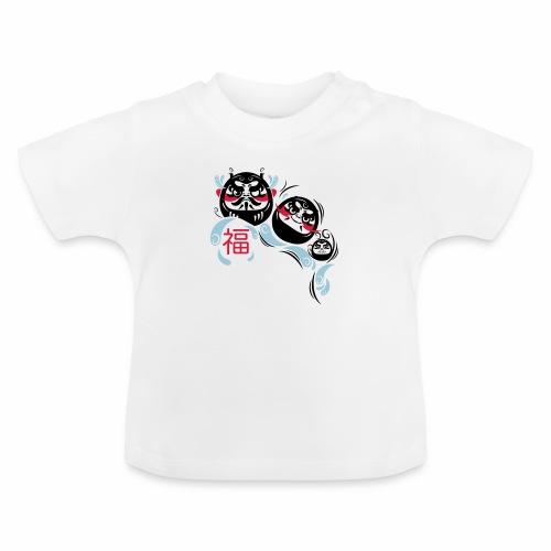 Daruma spirit - Maglietta per neonato