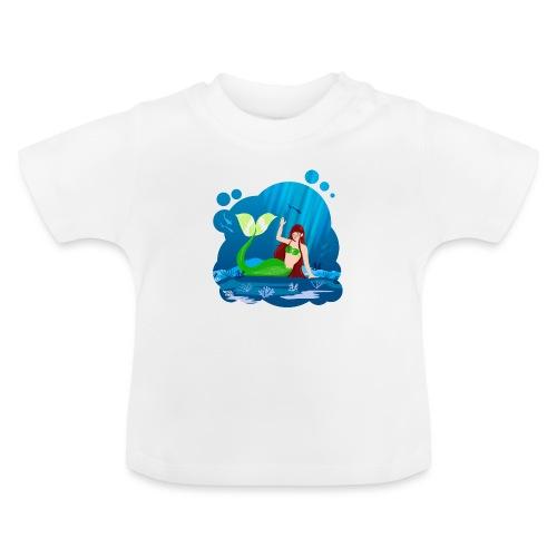 Sirène - T-shirt Bébé