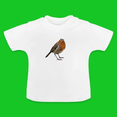 Roodborstje - Baby T-shirt