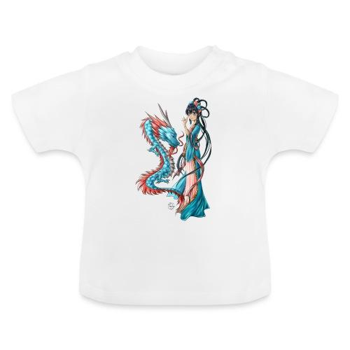 Blue Dragon - T-shirt Bébé