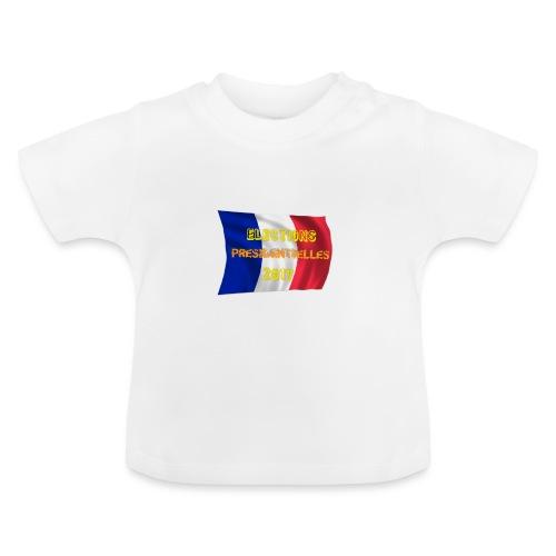 ELECTIONS 2017 - T-shirt Bébé