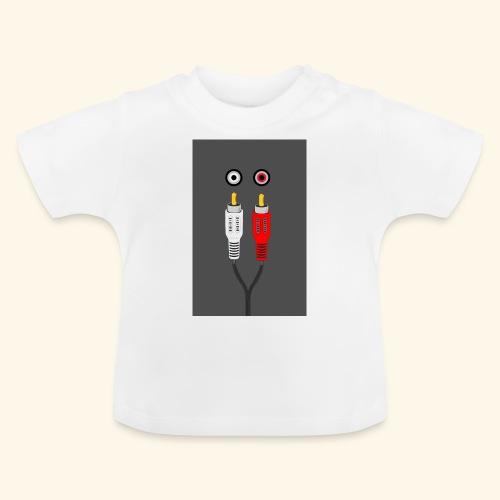rca cable1 - Maglietta per neonato