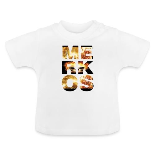 MERKOS FIRE DESIGN - Camiseta bebé