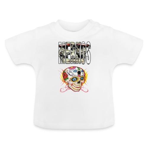 MERKOS CALAVERAS - Camiseta bebé