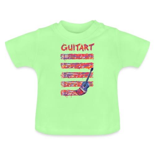 GuitArt - Baby T-Shirt