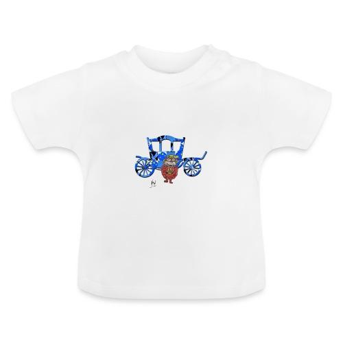 Mon carrosse - T-shirt Bébé