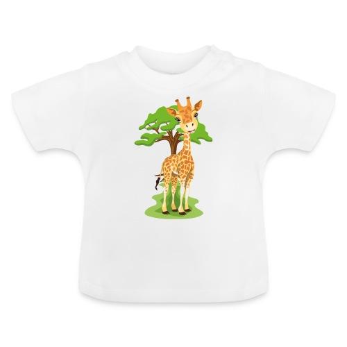 Giraff - Baby-T-shirt