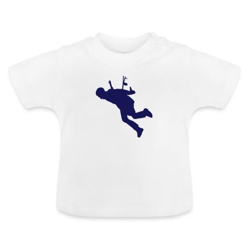 Paragleiter startet - Baby T-Shirt