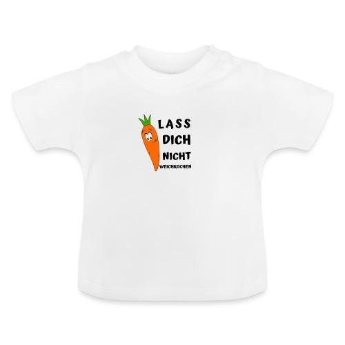Spruch Karotte - Baby T-Shirt