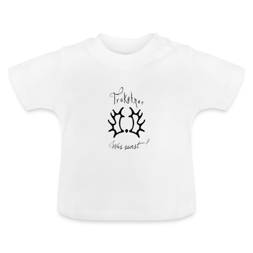 trakehnerwas sonstrappe - Baby T-Shirt