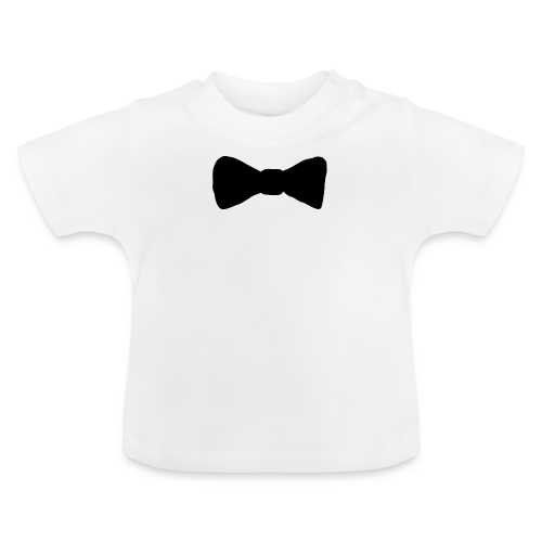 Black Bow tie - Baby-T-shirt