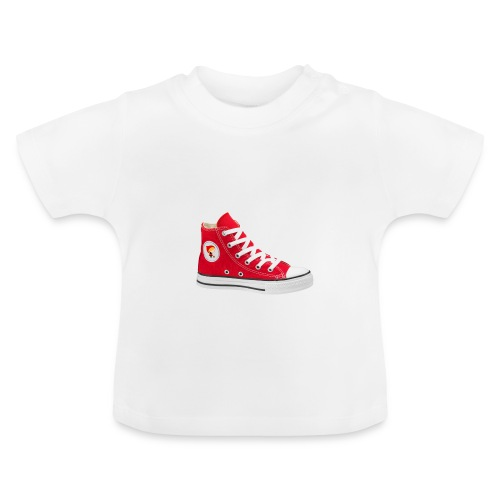 Little Red Shoe - Baby T-Shirt