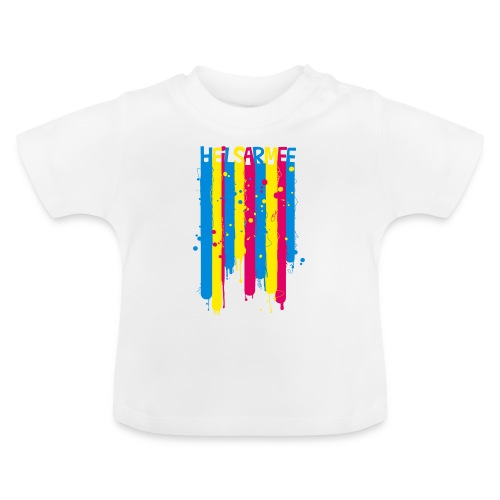 Kids Shirts Letters - Baby T-Shirt