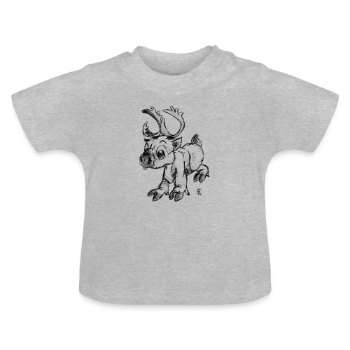 Caribou - T-shirt Bébé