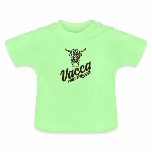 Vacca non mucca - Maglietta per neonato