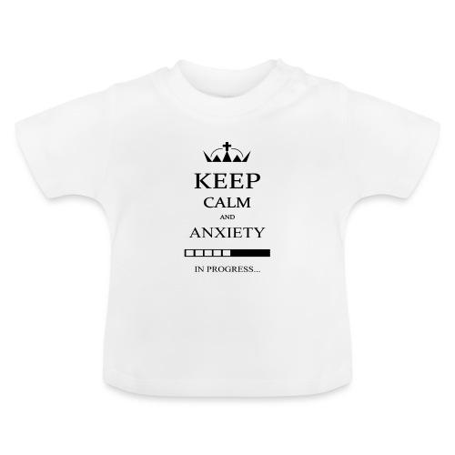 keep_calm - Maglietta per neonato