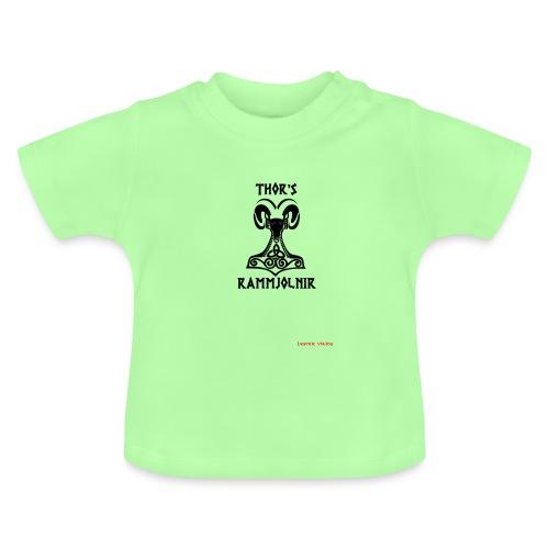 THOR's-RAMMjolnir - T-shirt Bébé
