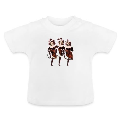 Vintage Dancers - Baby T-Shirt