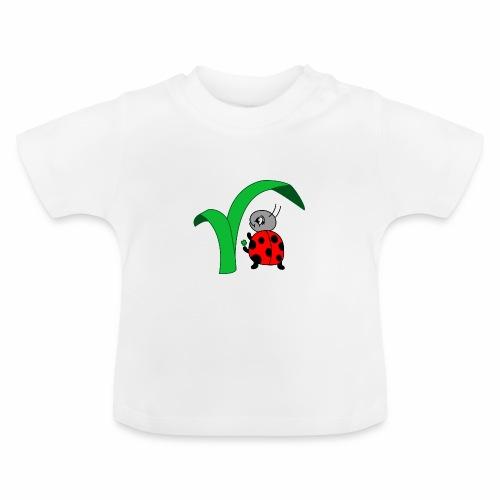 Marienkäfer - Baby T-Shirt