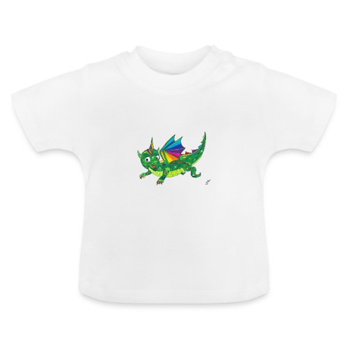 happy dragon - Baby T-Shirt